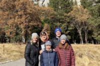 2020 Tompkins family